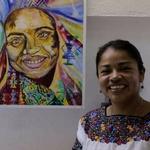 Entrevista a Evelyn Morán, pintora Guatemalteca.